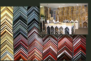 Chula Vista custom framing
